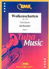 Jan Koetsier - Wolkenschatten Opus 36 - Sheet Music - di-arezzo.co.uk