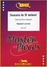 Michel Corrette - Sonata in D minor - Partition - di-arezzo.fr