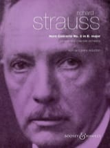 Richard Strauss - Horn Concerto N° 2 In Eb Major - Partition - di-arezzo.fr