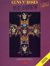 Appetite For Destruction Guns N' Roses Partition laflutedepan