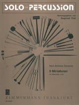 6 Miniaturen Mark Andreas Giesecke Partition laflutedepan.com