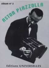 Astor Piazzolla - Album N° 2 - Sheet Music - di-arezzo.co.uk