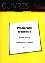 Jérôme Naulais - Promenade Lyonnaise - Sheet Music - di-arezzo.co.uk