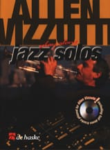 Allen Vizzutti - Play Along Jazz Solos - Sheet Music - di-arezzo.co.uk
