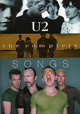 U2 - The Complete Songs - Partition - di-arezzo.fr