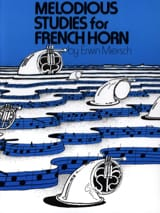 Melodious Studies For French Horn - Erwin Miersch - laflutedepan.com