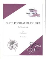 Ney Rosauro - Suite Popular Brasileira - Partition - di-arezzo.fr