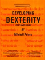 Mitchell Peters - Developing Dexterity - Partition - di-arezzo.fr