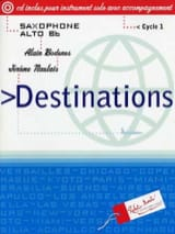 Destinations Bodenes A. / Naulais J. Partition laflutedepan.com