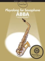 ABBA - Guest Spot - Abba Playalong For Saxophone Alto - Partition - di-arezzo.fr