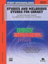 Studies & melodious etudes for cornet volume 2 laflutedepan.com