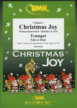 Christmas Joy Volume 1 - Noël - Partition - laflutedepan.com