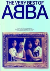 The Very Best Of Abba Petit Format ABBA Partition laflutedepan