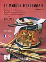 Robert Goute - Drum of Prescription Volume 3 - Sheet Music - di-arezzo.com