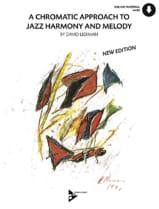 David Liebman - A Chromatic Approach to Harmony And Melody Jazz - Sheet Music - di-arezzo.co.uk