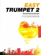 Easy Trumpet Volume 2 Gerald Schwertberger Partition laflutedepan.com
