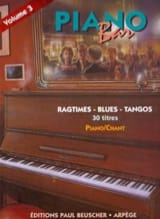 Piano Bar Volume 3 - Ragtimes, Blues, Tangos laflutedepan.com