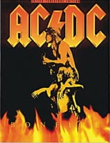 AC-DC - Bonfire - Sheet Music - di-arezzo.com