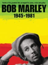 Bob Marley - Bob Marley 1945-1981 - Revised Edition - Sheet Music - di-arezzo.co.uk