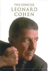The concise Leonard Cohen Partition laflutedepan.com