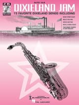 Dixieland Jam Partition Saxophone - laflutedepan.com