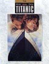 Titanic James Horner Partition Alto - laflutedepan.com
