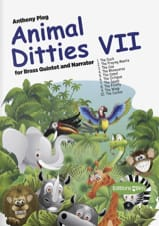 Anthony Plog - Animal Ditties VII - Sheet Music - di-arezzo.com