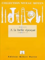 Jérôme Naulais - At the Belle Epoque - Sheet Music - di-arezzo.co.uk