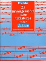 25 Arrangements Avec Tablatures Pour Guitare - laflutedepan.com
