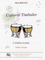 Caporal Timbale - Marc Bollen - Partition - laflutedepan.com
