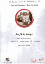 Au Fil du Temps Georges Paczynski & Evelyne Stroh laflutedepan.com