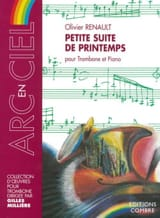 Olivier Renault - Small Spring Suite - Sheet Music - di-arezzo.com