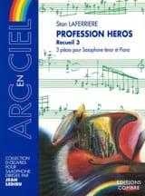 Profession Héros Volume 3 Stan Laferrière Partition laflutedepan.com