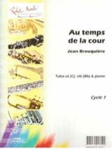Jean Brouquières - At the Court Time - Sheet Music - di-arezzo.com