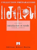 Introduction Et Ronde - Maurice Faillenot - laflutedepan.com