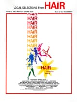 - Hair - Vocal Selections - Partition - di-arezzo.fr