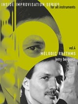 Volume 4 - Melodic Rhythms Jerry Bergonzi Partition laflutedepan.com