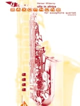 Ulla In Africa Heiner Wiberny Partition Saxophone - laflutedepan.com