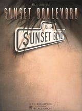Andrew Lloyd Webber - Sunset Boulevard - Sheet Music - di-arezzo.co.uk