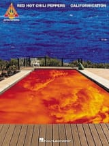 Red Hot Chili Peppers - Californication - Partition - di-arezzo.fr
