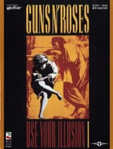 Guns N' Roses - Use Your Illusion Volume 1 - Sheet Music - di-arezzo.co.uk