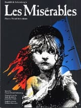 Claude Michel Schönberg - Les Miserables - English Version - Sheet Music - di-arezzo.com