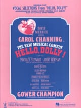 Jerry Herman - Hello, Dolly - Vocal Selections - Partition - di-arezzo.fr