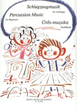 - Percussion music for the first steps - Sheet Music - di-arezzo.com