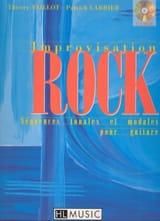 Improvisation rock Vaillot Thierry / Larbier Patrick laflutedepan.com