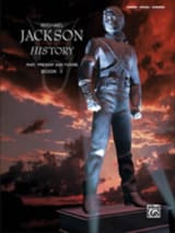 Michael Jackson - History Book 1 - Sheet Music - di-arezzo.co.uk