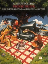 Claude Bolling - Picnic Suite Flute Guitar And Jazz Piano Trio - Sheet Music - di-arezzo.co.uk