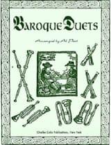 Baroque Duets Partition Trompette - laflutedepan.com