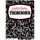Walter Beeler - Method For The Trombone Volume 1 - Sheet Music - di-arezzo.co.uk