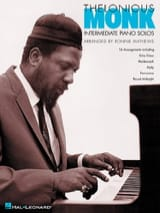 Thelonious Monk - Intermediate Piano Solos - Sheet Music - di-arezzo.com